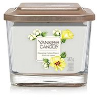 YANKEE CANDLE Blooming Cotton Flower 347g