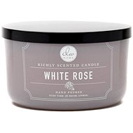 DW HOME White Rose 390 g - Sviečka