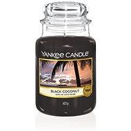 YANKEE CANDLE Classic veľká Black Coconut 623 g - Sviečka