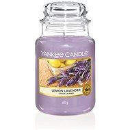YANKEE CANDLE Classic veľká 623 g Lemon Lavender - Sviečka