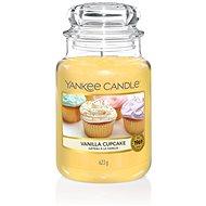 YANKEE CANDLE Classic Large Vanilla Cupcake 623g - Candle
