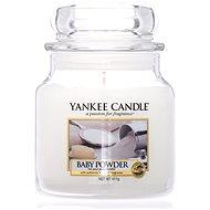 YANKEE CANDLE Classic střední 411 g Baby Powder