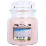 YANKEE CANDLE Classic střední 411 g Pink Sands