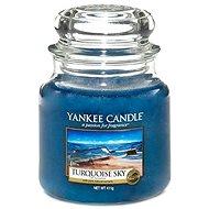 YANKEE CANDLE Classic střední 411 g Turquoise Sky