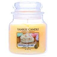 YANKEE CANDLE Classic střední 411 g Vanilla Cupcake