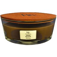 WOODWICK Oudwood Hearthwick Candle 453,6 g - Sviečka