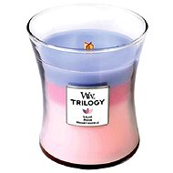 WOODWICK Botanical Gardens Trilogy Medium Candle 275 g - Sviečka