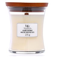 WOODWICK Island Coconut Medium Candle 275 g - Sviečka