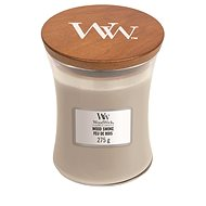 WOODWICK Wood Smoke Medium Candle 275 g - Sviečka