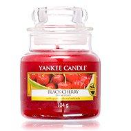 YANKEE CANDLE Classic malý Black Cherry 104 g - Sviečka