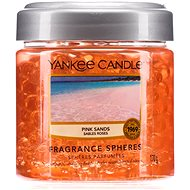 YANKEE CANDLE Pink Sands Scented Pearls 170g - Perfumed pearls