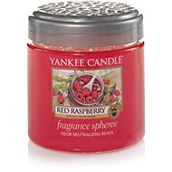 Vonné perly YANKEE CANDLE Red Raspberry vonné perly 170 g