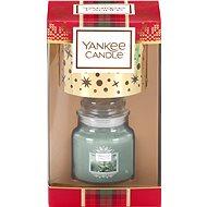 YANKEE CANDLE Small Jar Candle & Small Shade Set - Darčeková sada