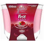 GLADE Maxi Peaceful Rose & Wood 224 g