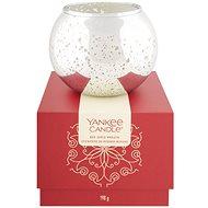 YANKEE CANDLE Darčekový box Red Apple Wreath 198 g - Sviečka