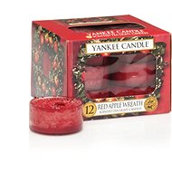 YANKEE CANDLE Red Apple Wreath 12 × 9,8 g - Sviečka