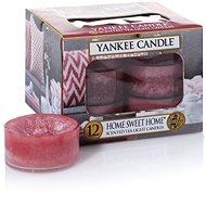 YANKEE CANDLE Home Sweet Home 12 × 9,8 g - Sviečka