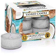 YANKEE CANDLE Coconut Splash 12× 9.8g - Candle