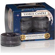 YANKEE CANDLE Midsummer Nights 12 × 9,8 g - Sviečka