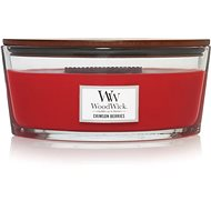 WOODWICK Elipsa Crimson Berries 453g - Candle
