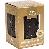 WOODWICK Set Vanilla Bean 3 × 31 g - Sviečka