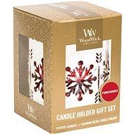 WOODWICK Set Pomegranate White 3× 31g - Candle