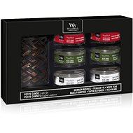 WOODWICK Set 1 Deluxe 6 × 31 g - Sviečka