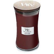 WOODWICK Black Cherry 609 g - Sviečka