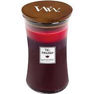 WOODWICK Sun Ripened Berries 609 g - Sviečka