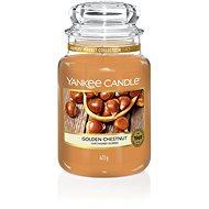 YANKEE CANDLE Golden Chestnut 623 g - Sviečka