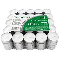 BISPOL Čajové sviečky 100 ks - Sviečka