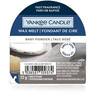 YANKEE CANDLE Baby Powder, 22g - Aroma Wax