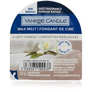 YANKEE CANDLE Fluffy Towels 22 g - Vonný vosk