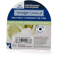 YANKEE CANDLE Vanilla Lime 22 g - Vonný vosk