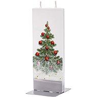 FLATYZ Christmas Tree with Snow 80 g - Sviečka