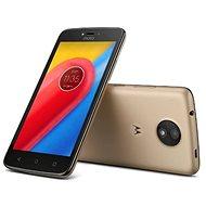 Motorola Moto C LTE Gold - Mobilný telefón