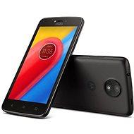 Motorola Moto C Plus Black - Mobilný telefón