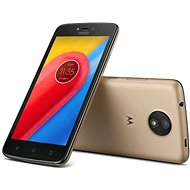 Motorola Moto C Plus (2 GB) Gold - Mobilný telefón
