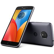 Motorola Moto E4 Dark Grey - Mobilný telefón