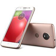 Motorola Moto E4 Gold - Mobilný telefón