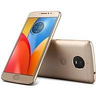 Motorola Moto E4 Plus Gold - Mobilný telefón