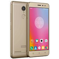 Lenovo K6 Single SIM LTE Gold