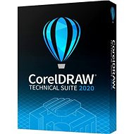 CorelDRAW Technical Suite 2020 Business (elektronická licencia)
