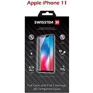 Ochranné sklo Swissten 3D Full Glue pre iPhone 11 čierne