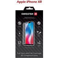 Ochranné sklo Swissten 3D Full Glue pre iPhone XR čierne