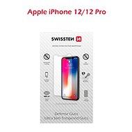 Swissten pre iPhone 12/12 Pro - Ochranné sklo