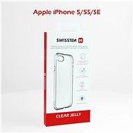 Swissten Clear Jelly na Apple iPhone 5/5S/SE