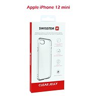 Swissten Clear Jelly pro Apple iPhone 12 mini - Kryt na mobil