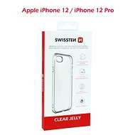 Swissten Clear Jelly na Apple iPhone 12/iPhone 12 Pro - Kryt na mobil