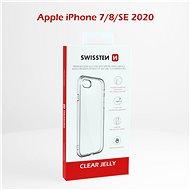 Kryt na mobil Swissten Clear Jelly na Apple iPhone 7 /8 /SE 2020